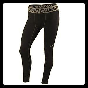 Nike Pro Combat Warm Lite Compression Pants